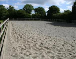 Kent Livery Yard  All Weather Arena